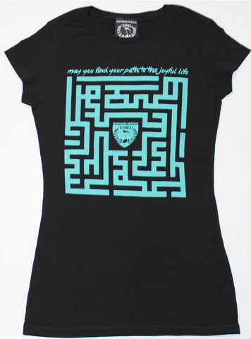 FIND YOUR PATH TO JOYFUL LIFE - WOMEN - ENJOYMUSIC ENJOYLIFE FASHION BRAND