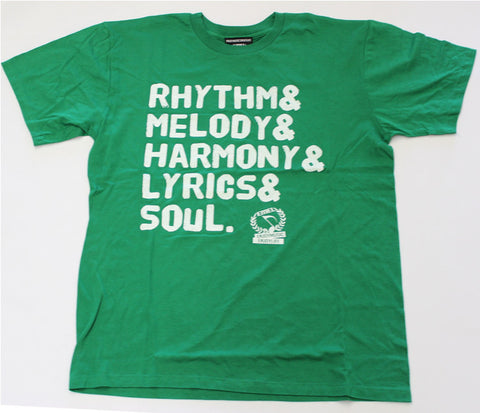 5 ELEMENTS OF MUSIC - MUSIC T-SHIRT - MEN - ENJOYMUSIC ENJOYLIFE FASHION BRAND