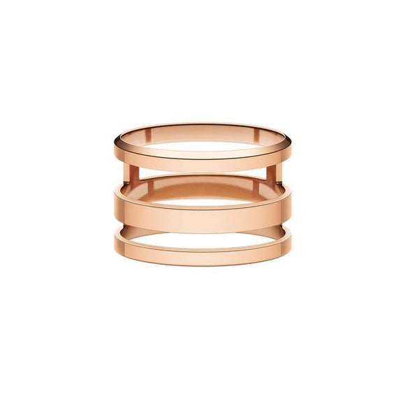 ANELLO DONNA ELAN TRIAD RING ROSE GOLD MIS.54 DANIEL WELLINGTON