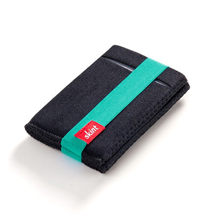 Skint Wallet - Turquoise