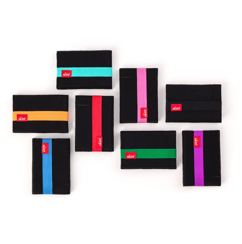 The Complete 6 Pack Skint Wallets