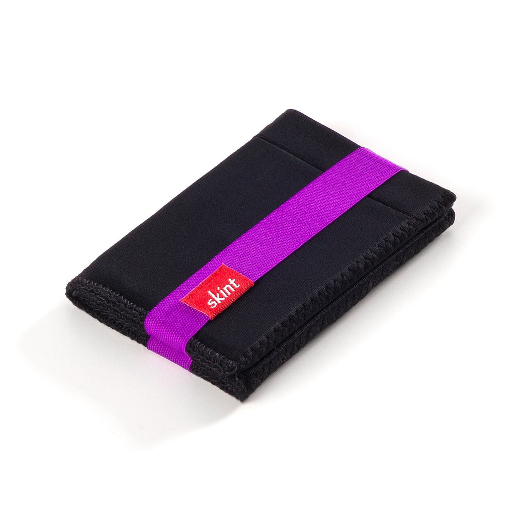 Skint Wallet - Purple