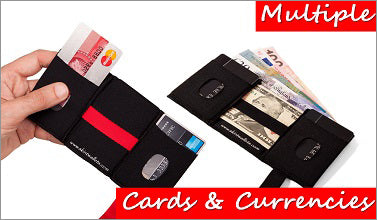 Multiple Cards & Currencies