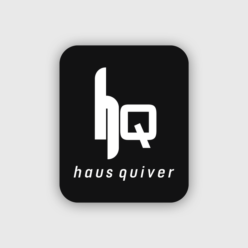 Official Haus Quiver Sticker
