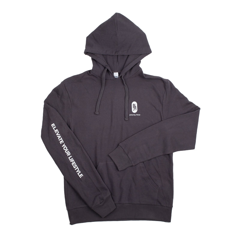 Gravity Haus Terry Challenger Hoodie - Dark Gray