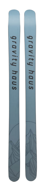 181cm Completo Skis w/ GH Custom Design