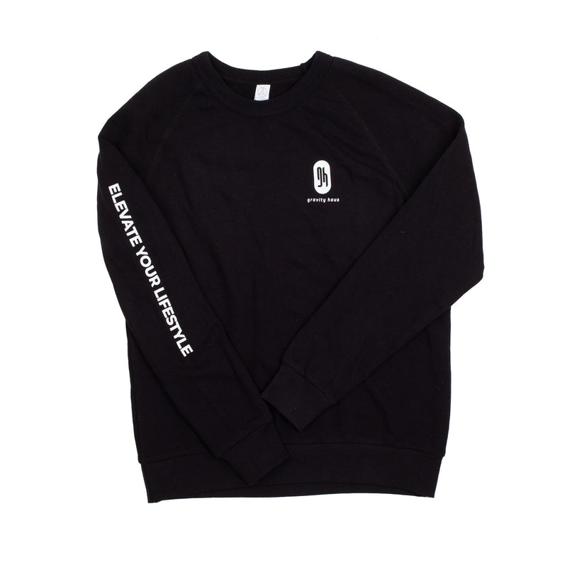 Gravity Haus Retro Terry Crewneck