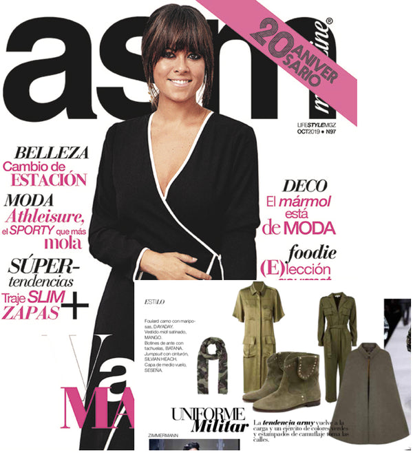 ASM MAGAZINE CELEBRATES ITS 20TH ANNIVERSARY