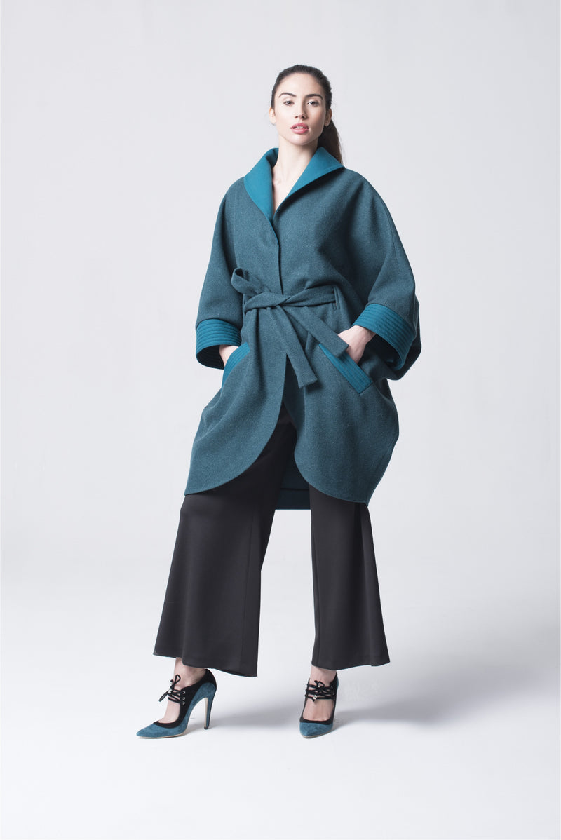 KIRU CAPE Green