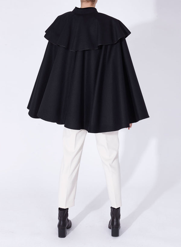 BEIJING CAPE Black