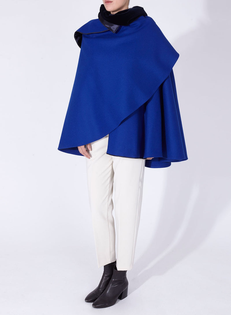 BEIJING CAPE Blue