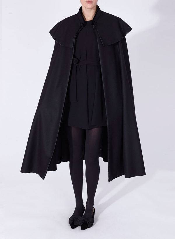 PALOMA CAPE black