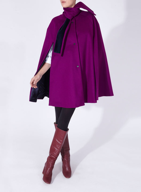 BIANCA CAPE PURPLE