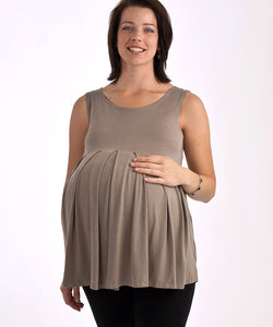 Barbara Luke Maternity for Multiples Shirt
