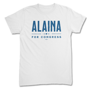 Alaina for Congress T-Shirt