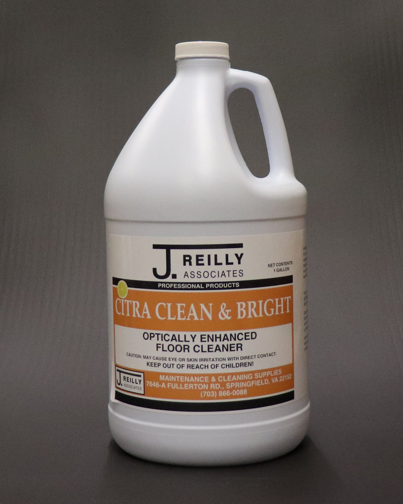 J Reilly Associates Citra Clean & Bright