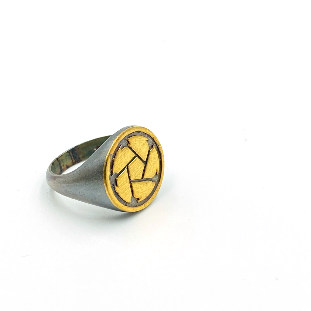 Ancient Ones Signet Ring