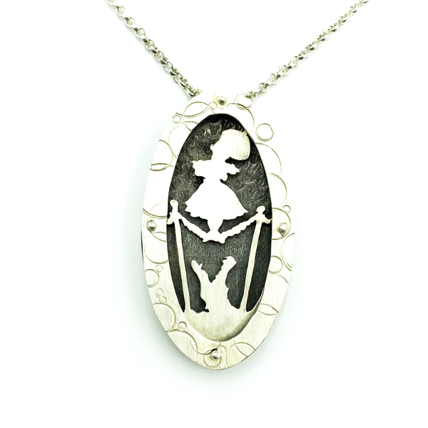 Sally Lillian Slater Pendant