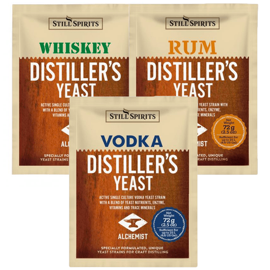 Distiller's Yeast Tips