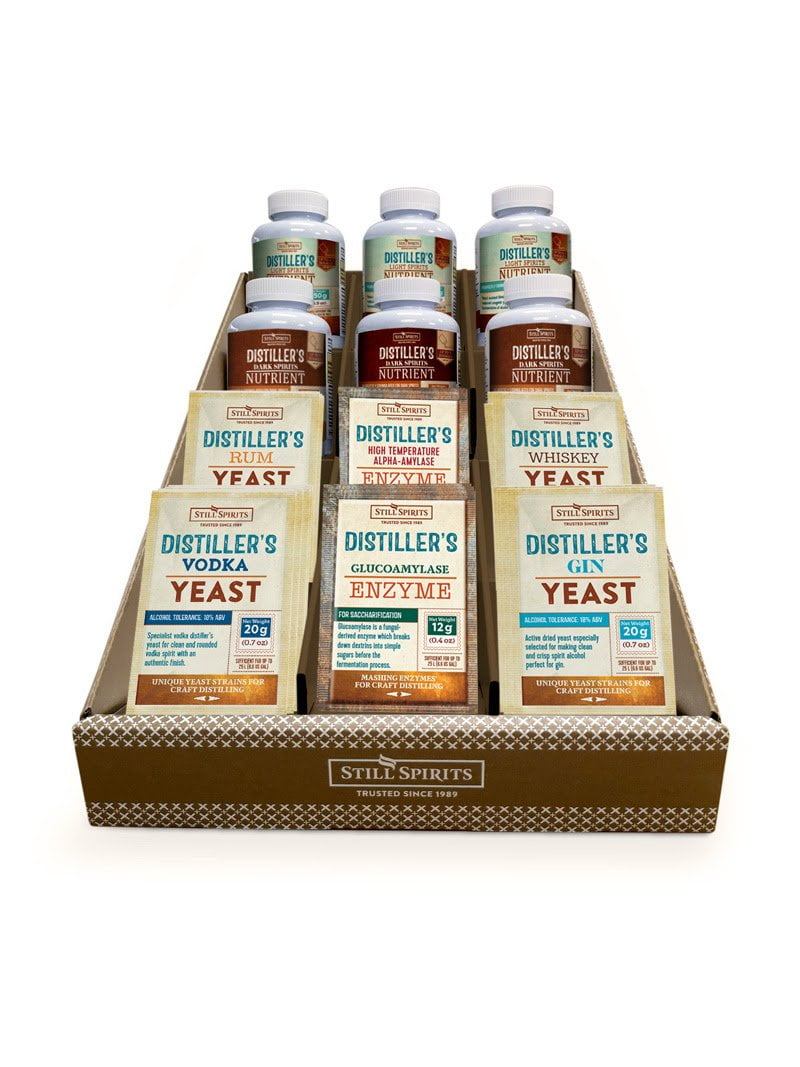 Distiller's Range, Everything You Need For Craft Distilling