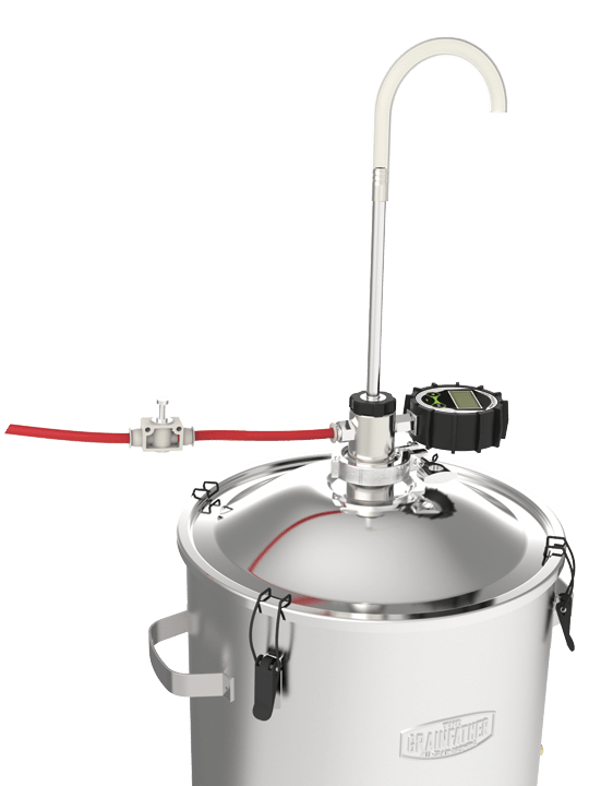 Grainfather Conical Fermenter Pressure Transfer Instructions