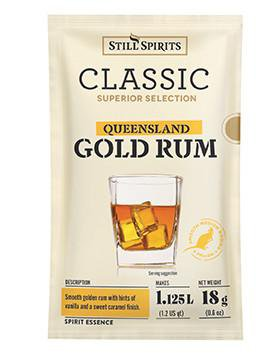 QUEENSLANDER! Forget the Bundy, get into some Still Spirits Classic Queensland Gold Rum
