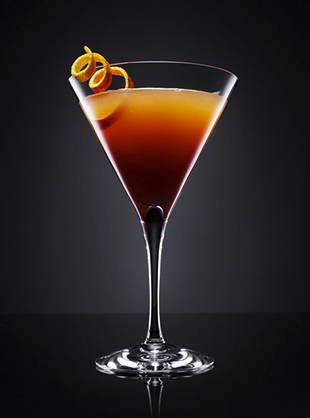 Icon Black Sambuca Liqueur Cocktail