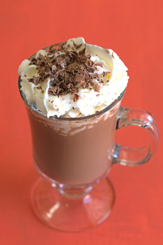Icon Liqueur Cafelua Hot Chocolate