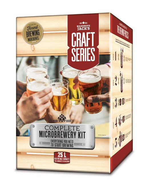 Mangrove Jacks Craft Series Microbrewery