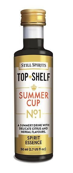 Top Shelf Summer Cup No.1