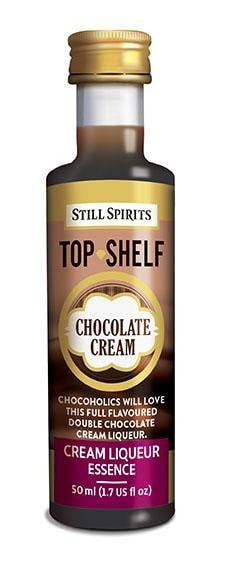 Top Shelf Chocolate Cream Essence