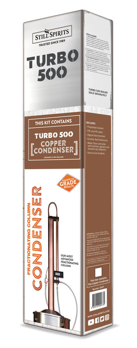CRAFT MEGA Pack: Next Generation Still Spirits Turbo 500 (T500) Copper Condenser & Alembic Pot Condenser (shipping early February)