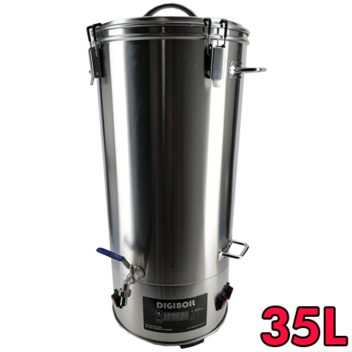 35L Digiboil - Digital Turbo Boiler 2400 Watt