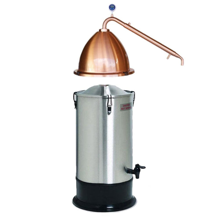 Still Spirits Alchemist Series: Alembic Pot Condenser, Dome Top and Boiler (shipping late November)