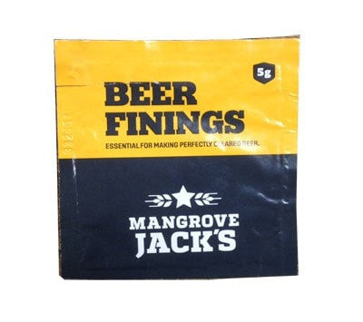 Mangrove Jack's Beer Finings - 5g