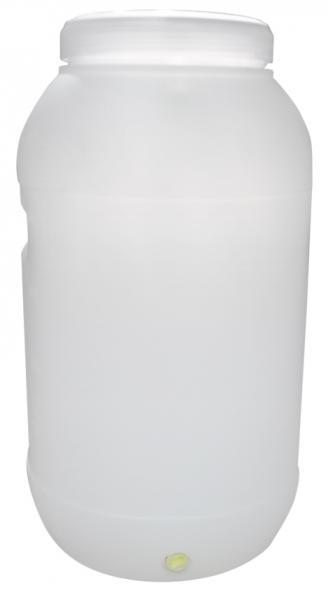 Carbouy Fermenter 60L - Ampi Style with Airlock, Grommet, Tap, Stick on Thermometer and Sediment Reducer