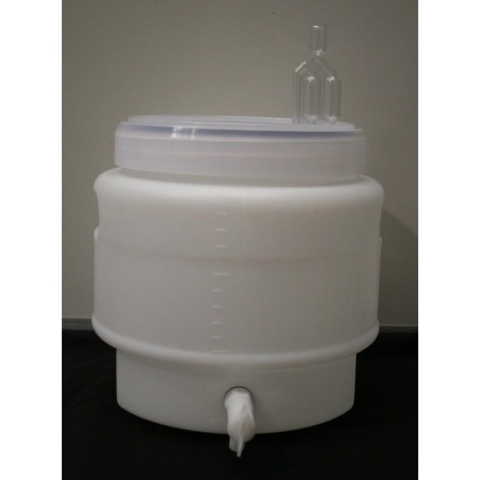 Carbouy Fermenter 15L - Ampi Style with Tap and Airlock
