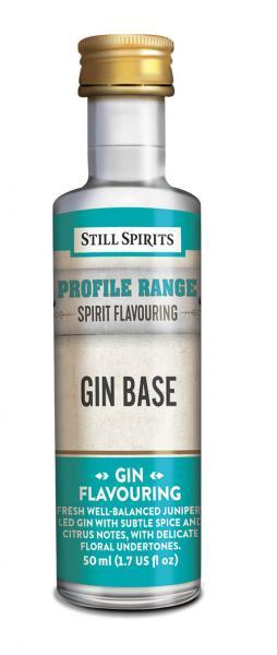Still Spirits Gin Profiles: Base