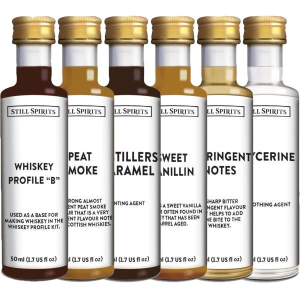 Highland Whiskey Essence Pack