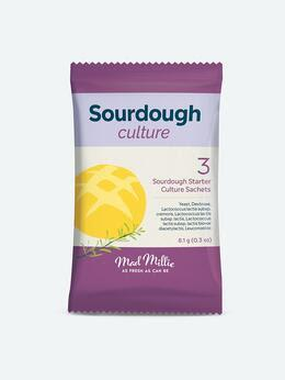 Mad Millie Sourdough Culture 3 Sachet Pack