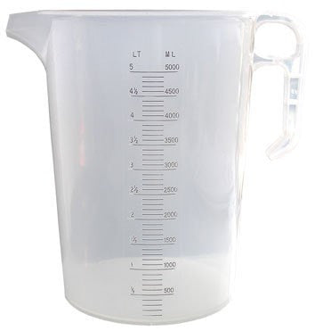 5L Measuring Jug/Collector (shipping late September)