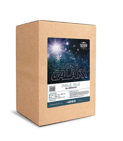 Lone Galaxy Pale Ale All Grain Kit