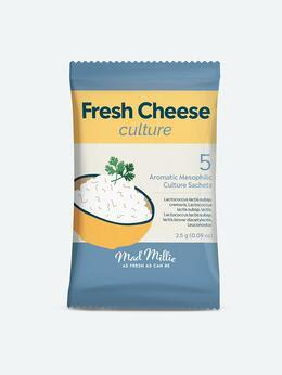Mad Millie Fresh Cheese Culture Sachets x 5
