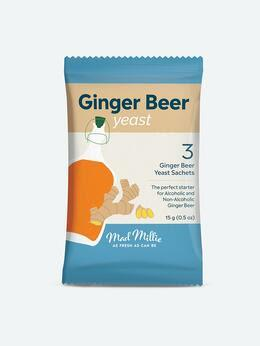 Mad Millie Ginger Beer Yeast