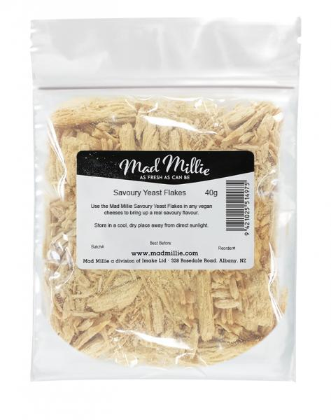 Mad Millie Yeast Flakes for Vegan Cheese Kit (40g)