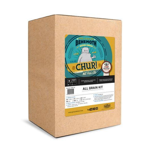 Chur! Pale Ale All Grain Kit