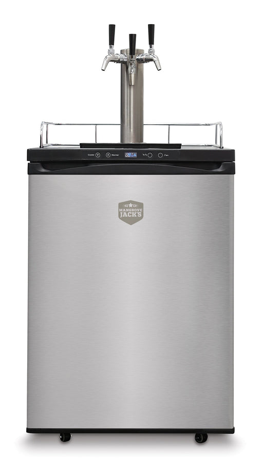 NEW: Mangrove Jack's Kegerator Triple Tap 3x Taps (shipping March)