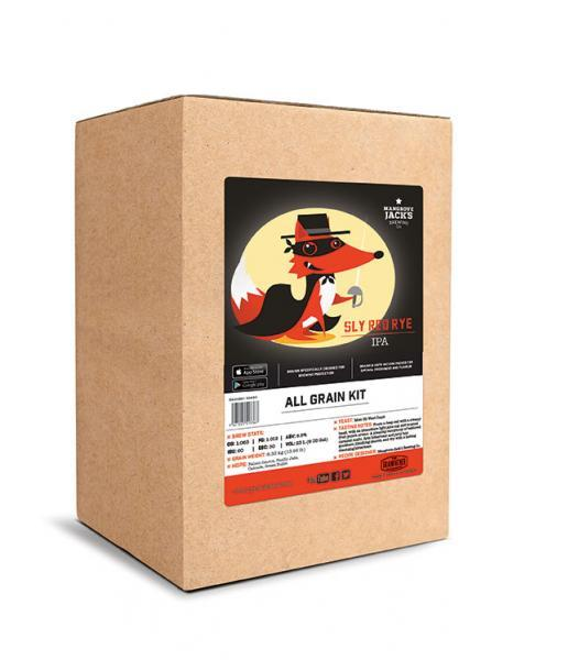Sly Red Rye IPA All Grain Kit