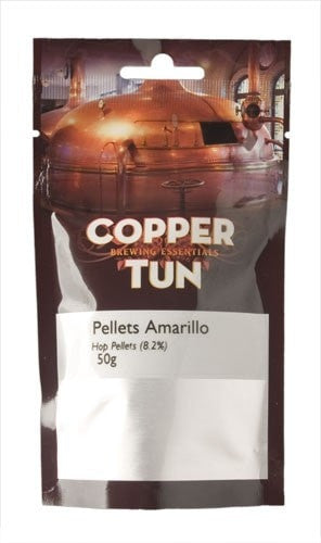 Pellets Amarillo 50g (9.3% USA)