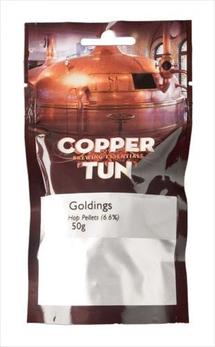 Pellets Goldings 50g (4.3-5.5% UK)